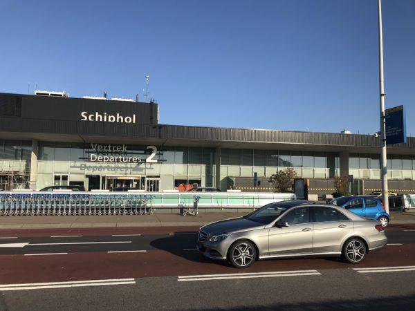 Schiphol taxi Den Bosch